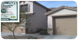 Showroom daisy mountain painting services interior for Exterior paint colors arizona